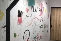 Jelly Nail壁画08